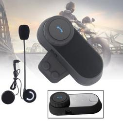 Freedconn TCOM-02 BT Motorcycle Helmet Bluetooth Headset Ste