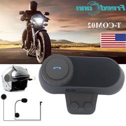 FREEDCONN TCOM- 02 Motorcycle Communication Kit Helmet Bluet