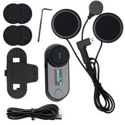 Freedconn TCOM-SC FM LCD Motorcycle Helmet Bluetooth Headset