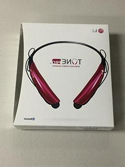 LG Tone Pro HBS-750 Bluetooth Headset Authentic Color Pink