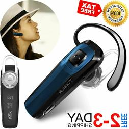 TOORUN M26 Black Steel Waterproof Bluetooth Headset with OEM