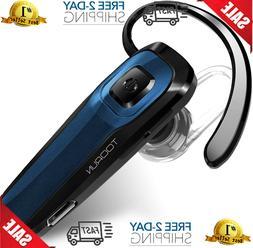 TOORUN M26 Bluetooth Headset V4.1 Bluetooth Earpiece with Vo