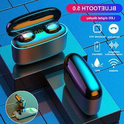 True Wireless Headphones 5.0 Bluetooth Earphones Mini Headse