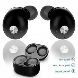 true wireless twins bluetooth earbuds in ear