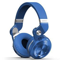 Bluedio Turbine T2+ Wireless Bluetooth 4.1 Headphones with M