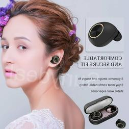 Universal Twins Wireless Hand Free Headsets Headphones for C