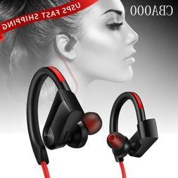 US -Sports Waterproof Wireless Bluetooth 4.1 Earbuds Headpho