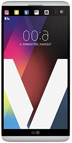 NEW LG V20 US996 64GB SILVER Smartphone Unlocked GSM CDMA US