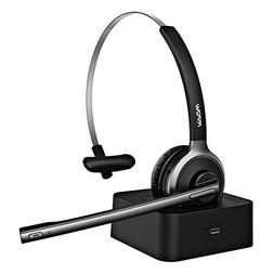 Mpow V4.1 Bluetooth Headset/Truck Driver Headset with Chargi