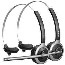 Mpow  V4.1 Bluetooth Headset/Truck Driver Headset, Wireless