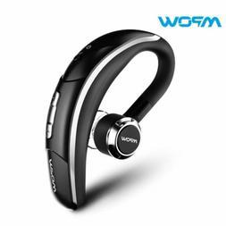 Mpow V4.1 Bluetooth Headset Wireless Earbud Headphone w/ Mic