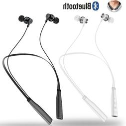 V4.2 Bluetooth Headphones with TF SD Card Slot Sweatproof in