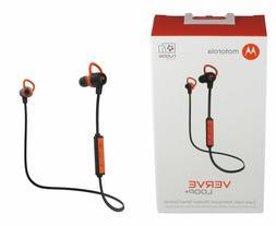 Motorola Verve Loop+ Bluetooth Wireless Stereo Sports Waterp