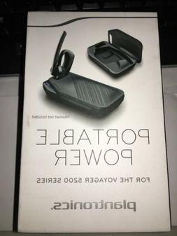 Voyager 5200 Plantronics Bluetooth Headset CASE ONLY Ear Cha