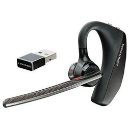 Plantronics Voyager 5200 UC Mono Bluetooth Headset w/ Adapta