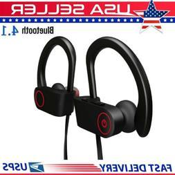 Waterproof Bluetooth Earbuds Beats Sports Wireless Headphone