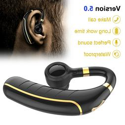 waterproof bluetooth v5 0 headphones sports wireless