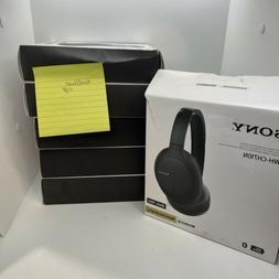 Sony WH-CH710N Wireless Noise-Canceling Headset - Black