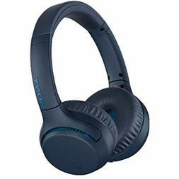 Sony WH-XB700 Wireless Extra Bass Bluetooth Headphones Blue