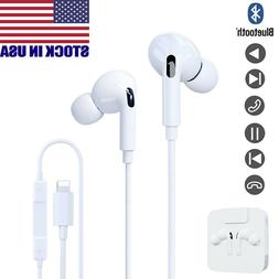 wired headphones headset for iphone 7 8