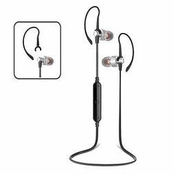 Wireless Bluetooth 4.0 Sport Headphones Mic iPhone Samsung A
