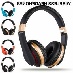 wireless bluetooth 5 0 headphones foldable headset
