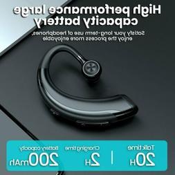 Wireless Bluetooth 5.0 Headset Handsfree Sport Earphone for