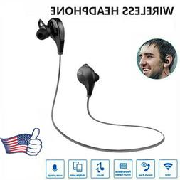 Wireless Bluetooth 5.0 Headset Headphones Sport Sweatproof S