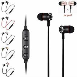wireless bluetooth 5 0 sport gym headphones