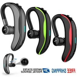 Bluetooth Earphone Wireless Music Headsets With Mic For Cell