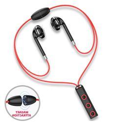 Wireless Bluetooth Earphone Sport Running Headphone Super Ba