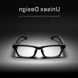 Wireless Bluetooth Glasses RC Smart Glasses Headphone Hand-F