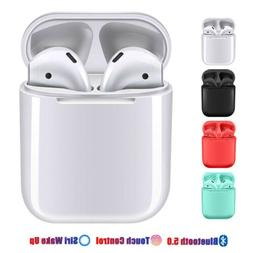 Wireless Bluetooth Headphones Headset Earbud Pods With Charg