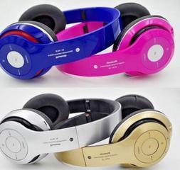 Wireless Bluetooth Headset Earphone Headphone,Built in Mic,M