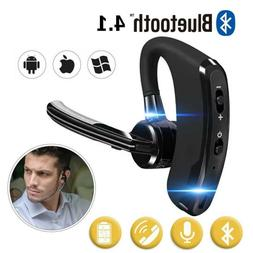 Wireless Bluetooth Headset Earpiece Buds Stereo Headphones &