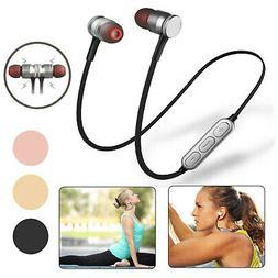 Wireless Bluetooth Headset Sport Stereo Bass Headphones Earp