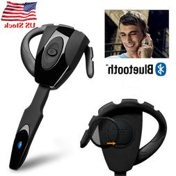 Wireless Bluetooth Headset Stereo Earphone with Mic For Cell