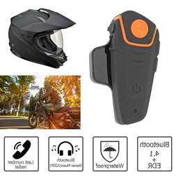 Wireless Bluetooth Motorcycle Helmet Non-Intercom Motorbike