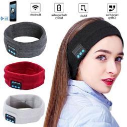 Wireless Bluetooth Stereo Headphone Headset Sports Sleep Hea