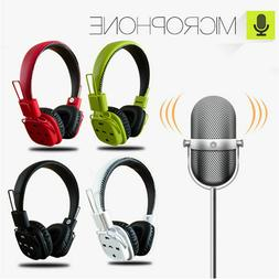 Wireless Bluetooth Stereo Headsets with Microphone Super HIF