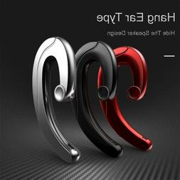 Wireless Bluetooth Hanging Ear Headphone with Mic Music Nois