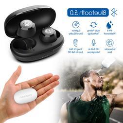 Wireless Earbuds Bluetooth 5.0 Headsets Headphones Bass Ster