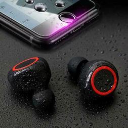 5 Core Wireless Earpods Waterproof Charge Case BT 5.0 TWS He
