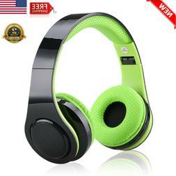 Wireless Folding Headphone BT Headset Earphone Earpad Stereo