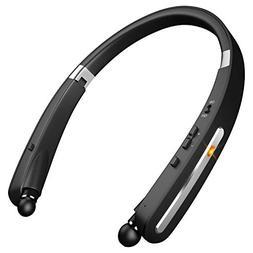 STARNUO Wireless Headphones, Bluetooth Headset Wireless Neck