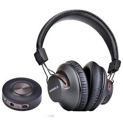 Avantree HT3189 Wireless Headphones for TV Watching & PC Gam