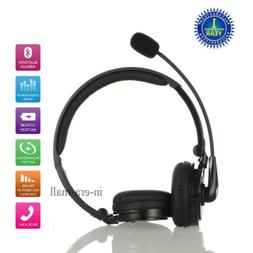 Wireless Headset Bluetooth Headphone Headsets Noise Cancelli