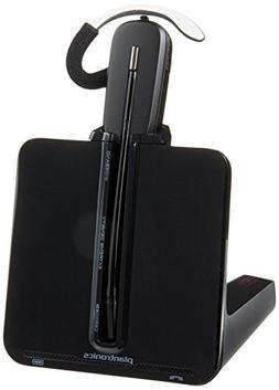 Plantronics 88283 01 Wireless Headset DECT Black