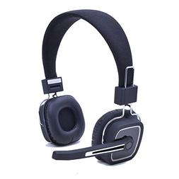 Wireless Headset,YAMAY Wireless Headphones with Mic Over Ear