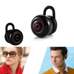 Wireless Mini Bluetooth Headset Sports In-Ear Headphone Earb